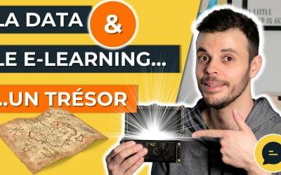La puissance incroyable du e-Learning et l'analyse de données ! Exploitez vos data.